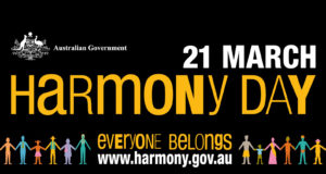 Harmony Day Poster - Everyone Belongs