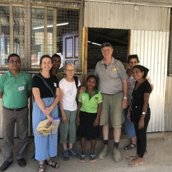 Mary's courage alive in Timor-Leste