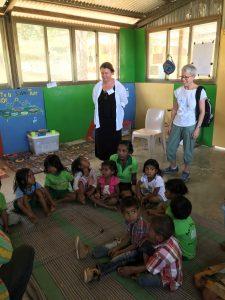 Timor Leste Kathy Oxley