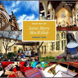 Saint Mary MacKillop's Feast Day 2018